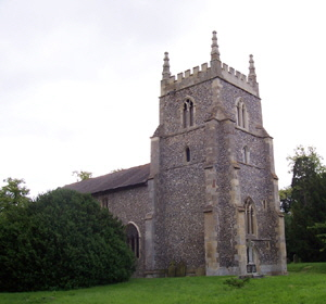 t Peter and St Paul Aston Rowant