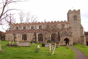 St. Mary the Virgin Ewelme